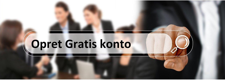 Opnå afkast op til 4-7% årligt - Opret en GRATIS KONTO